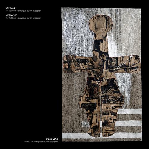 Catalogue exposition Anny Pelouze à l'AMAC (63400 Chamalières) - du 16 septembre au 18 novembre 2016