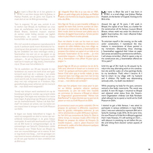 Vibrant India - Catalogue de l'exposition